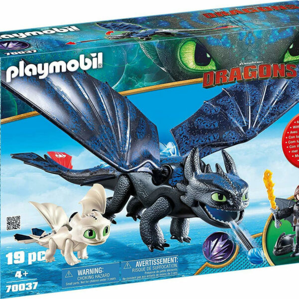 20190211121247 playmobil dragons hiccup and toothless with baby dragon 1