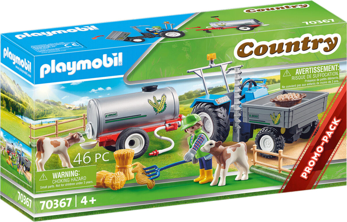 20200225115754 playmobil country tractor set